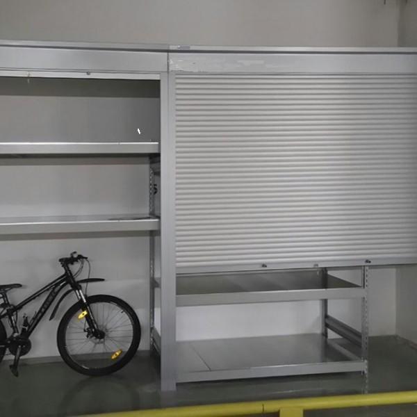 Ролетный шкаф
